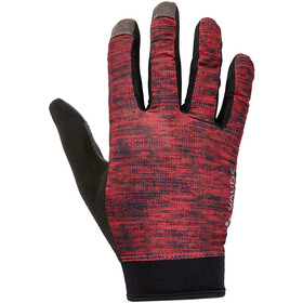 VAUDE Dyce II Guantes Hombre, mars red